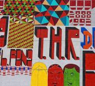 Barry McGee / Brooklyn Mural