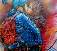 5 MINUTES with C215