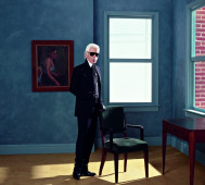 Karl Lagerfeld<br/>Parallel Contrasts