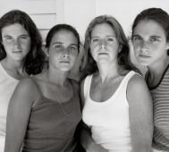 Nicholas Nixon <br/>&#8216;The Brown Sisters&#8217;