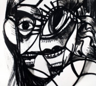 George Condo <br/>&#8216;Works on Paper&#8217;