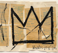 Jean-Michel Basquiat<br/>&#8216;Basquiat: The Unknown Notebooks&#8217;