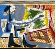 Pablo Picasso <br/>&#8216;¡ Picasso !&#8217;