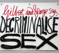 Gilbert &#038; George<br/>&#8216;THE BANNERS&#8217;