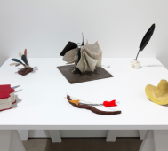 Claes Oldenburg and Coosje van Bruggen<br/>&#8216;Things Around the House&#8217;