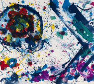 Sam Francis<br/>&#8216;A Survey of Graphic Work&#8217;