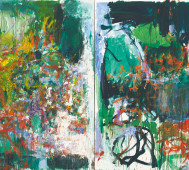 Joan Mitchell<br/>&#8216;Retrospective. Her Life and Paintings&#8217;