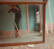 Francesca Woodman<br/>&#8216;Woodman. On Being an Angel&#8217;