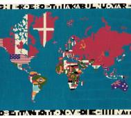 Alighiero Boetti<br/>&#8216;Embroideries&#8217;