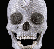 Damien Hirst<br/>&#8216;For the Love of God&#8217;