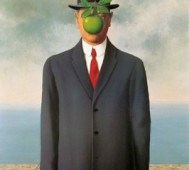 René Magritte<br/s>&#8216;The Son of Man&#8217;