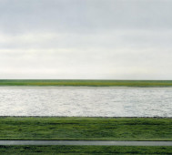 Andreas Gursky<br/>&#8216;Rhein II&#8221;