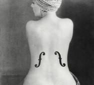 Man Ray<br/>&#8216;Le Violon d&#8217;Ingres&#8217;