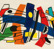 Fernand Léger<br/>&#8216;Painting in Space&#8217;