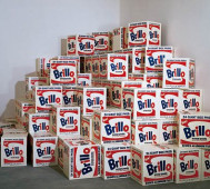 Andy Warhol<br/>&#8216;Brillo Boxes&#8217;