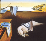 Salvador Dalí<br/>&#8216;The Persistence of Memory&#8217;