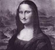 Marcel Duchamp<br/>&#8216;L.H.O.O.Q&#8217;