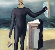 René Magritte<br/>&#8216;la Trahison des Images&#8217;