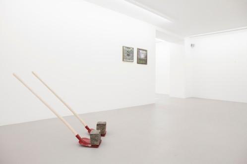 Brad Downey, 'Souvenirs' at Ruttkowski;68_1