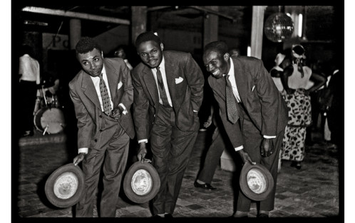 Night in Kinshasa, 1951-1975