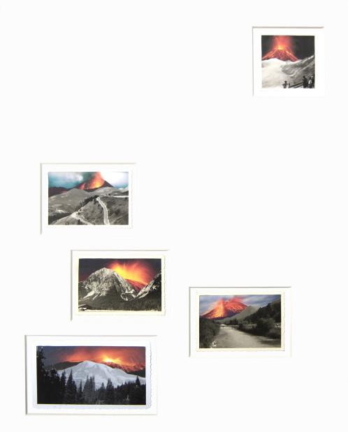 Portable volcanoes