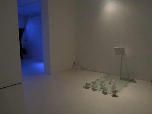 Residual Error, Installation View, SOMA Contemporary Gallery, 2015
